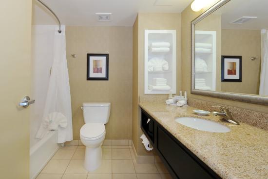 Newberry South Carolina Hotel Spacious Guest Bathroom