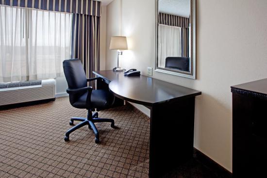 Newberry, ساوث كارولينا: Newberry South Carolina Hotel Extra Large Work Desk