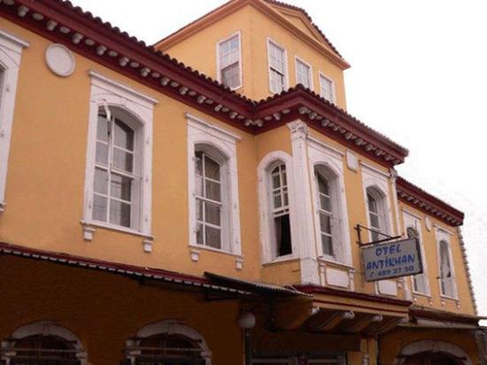 Antikhan Hotel: Exterior