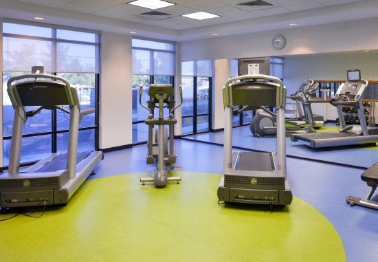 Κίνγκμαν, Αριζόνα: Fitness Center