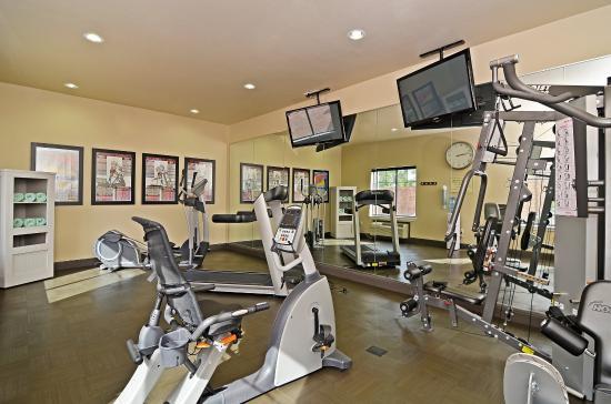 Denton, TX : Fitness Center