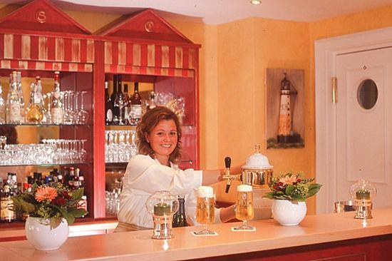 Strandhotel Sylt: Bar