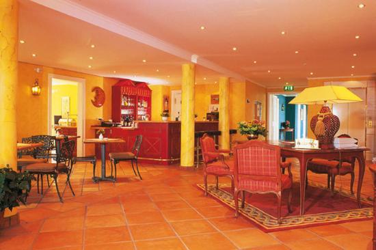 Strandhotel Sylt: Lobby