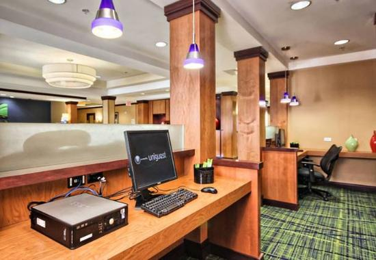 Lock Haven, PA: Business Center