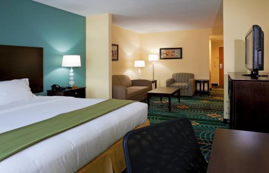 Palm Bay, FL: King Suite