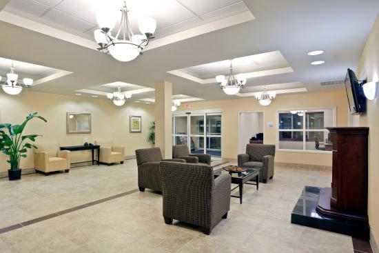 Lynnwood, Ουάσιγκτον: Lobby Lounge