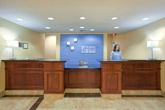 Lynnwood, Ουάσιγκτον: Front Desk