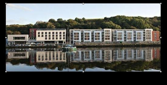 Bantry, Irlandia: Hotel Exterior