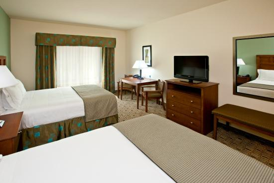 Holiday Inn Express Hotel & Suites Ripley: Double Bed Guest Room
