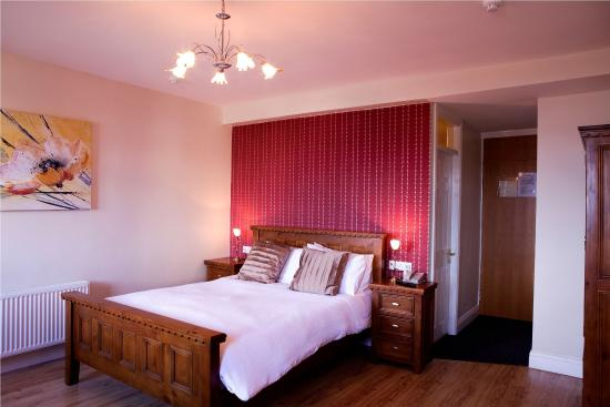 Dungarvan, Irland: Guest Room