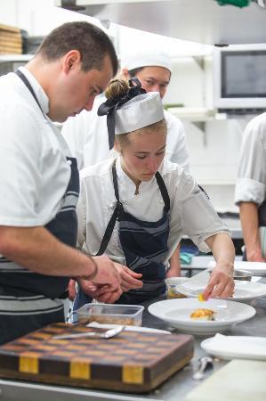 Logan Brown: Kitchen Team
