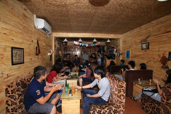 Quy Nhon, Vietnam : Rỗng cafe