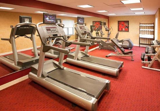 Camarillo, Californien: Fitness Center