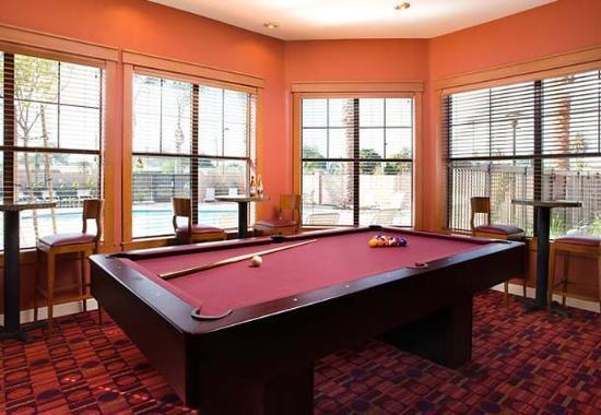 Camarillo, Californien: Game Room
