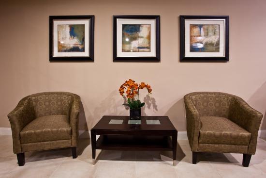 Palatka, Floride : Hotel Lobby
