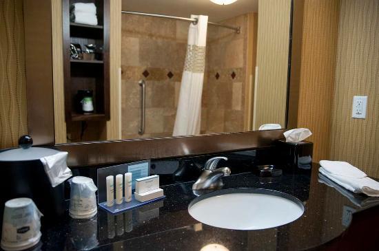 Watertown, Dakota del Sud: Queen Standard Bathroom