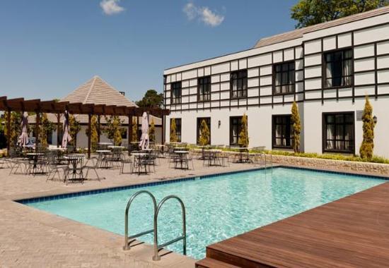 Pietermaritzburg, Sydafrika: Outdoor Pool