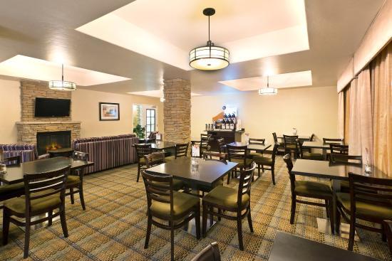 Casa Grande, Arizona: Breakfast Seating Area