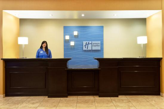 Casa Grande, Arizona: Front Desk