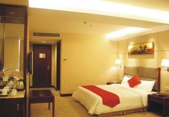 Huizhou, China: Deluxe King Room