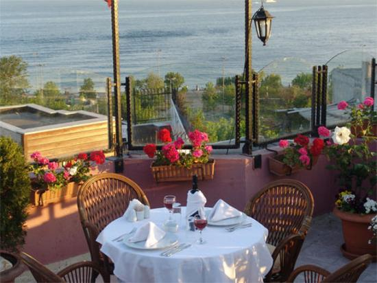 Artefes Hotel Istanbul: Sultanahmet Artefes Hotel Terrace Bar
