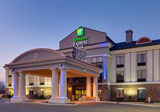 Covington, Tennessee: Hotel Exterior