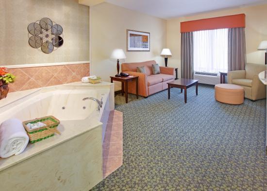 Covington, Tennessee: Jacuzzi Suite