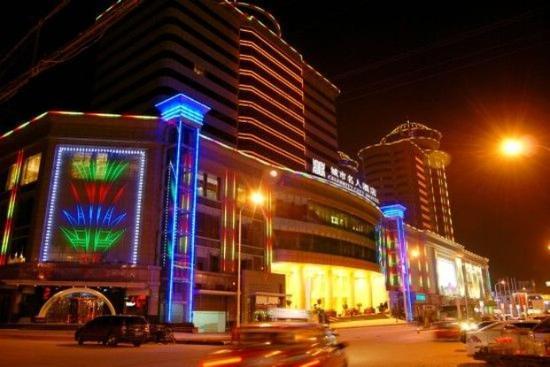 Xiangyang, China: Exterior