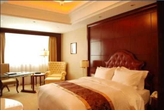 Xiangyang, China: Administrative King Room