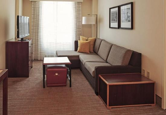 Aberdeen, MD: Two-Bedroom Suite - Living Area