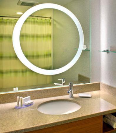 Bellport, estado de Nueva York: Suite Bathroom