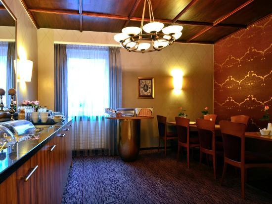 Comfort Hotel tom Kyle: Breakfast