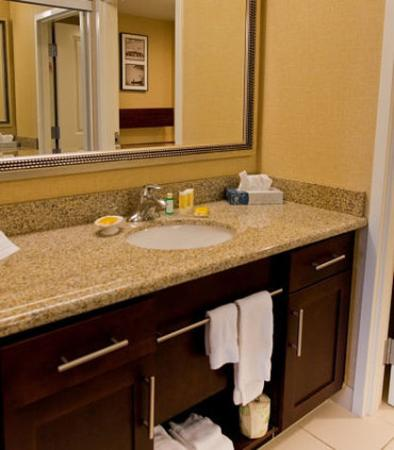Florence, Алабама: Suite Bathroom