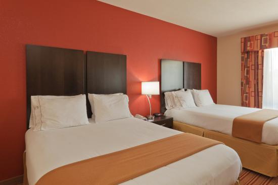 Winona, มิซซิสซิปปี้: Queen Bed Guest Room