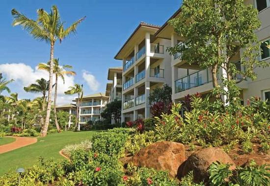 Marriott's Kauai Lagoons: Exterior
