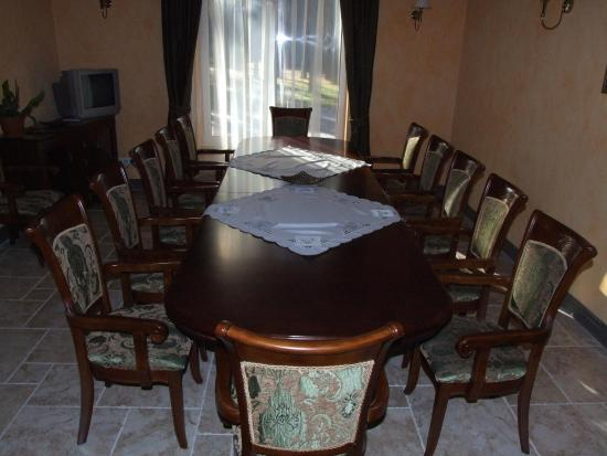 Birstonas, Litvanya: Meeting Room