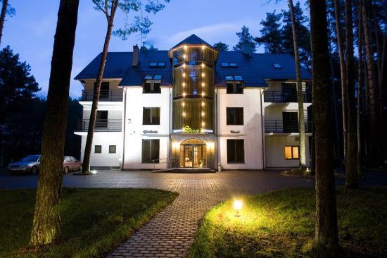 Birstonas, Litvanya: Exterior