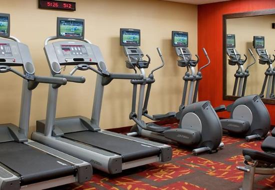 Courtyard New York Manhattan/Soho: Fitness Center