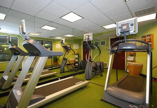 Revere, MA: Fitness Center