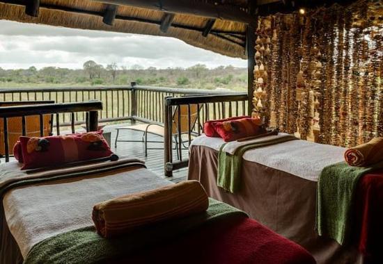 Skukuza, Zuid-Afrika: Dee's African Spa – Treatment Area