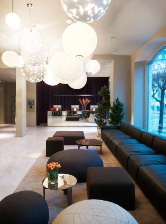 Nobis Hotel: Lobby