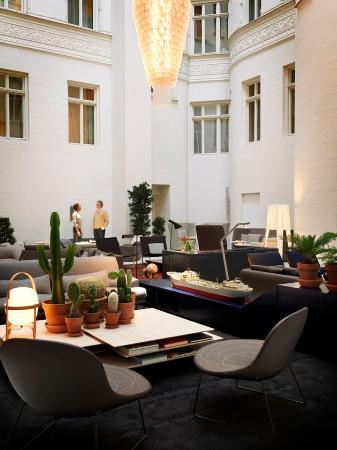 Nobis Hotel: Lounge