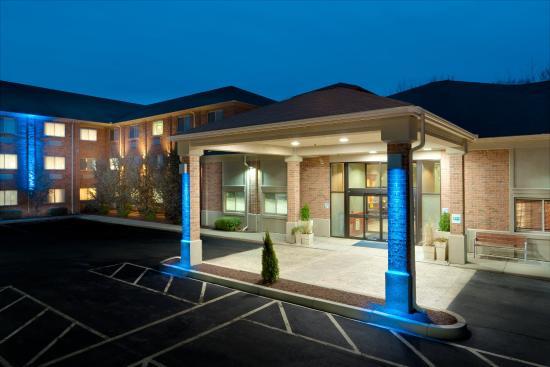 Smithfield, Род Айленд: Hotel Exterior