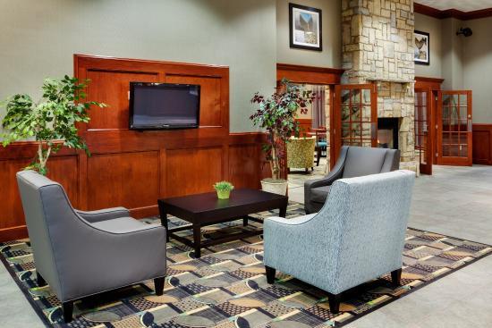 Smithfield, Род Айленд: Hotel Lobby
