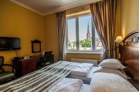 Teplice, Repubblica Ceca: Double Room