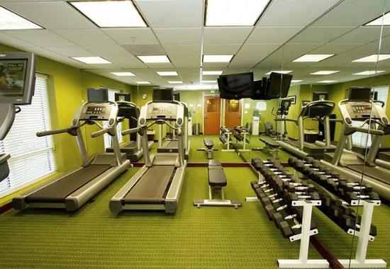 West Covina, Californie : Fitness Center