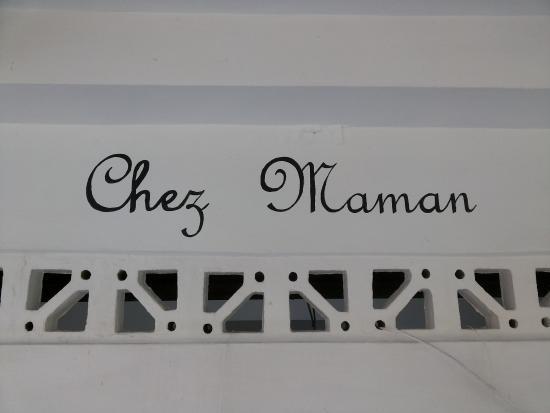 Champasak Town, Lào: Chez Maman @ Champassak Laos