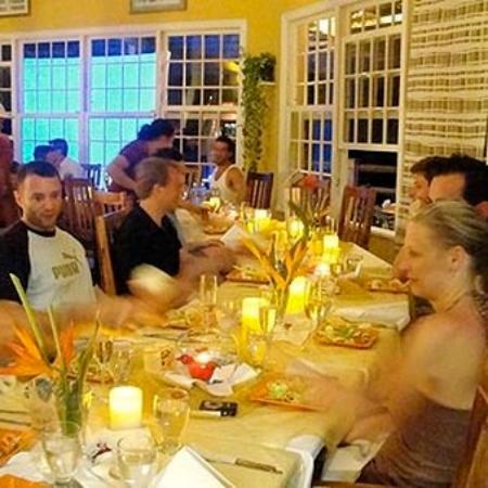 Paya Bay Resort: Restaurant