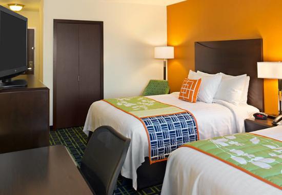 Puyallup, WA: Queen/Queen Guest Room