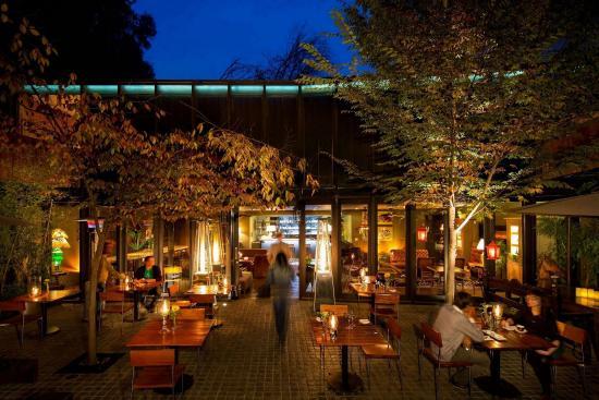 The Aubrey Boutique Hotel: Bar/Lounge